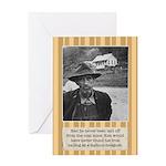 Laid Off Coal Miner Birthday Card