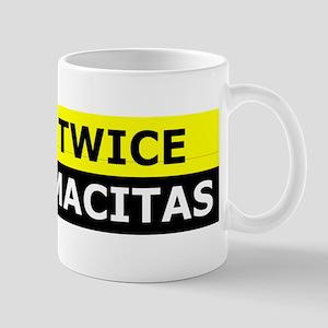 Check Twice for Mamacitas Mugs