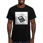 Maria Kay Men's Fitted T-Shirt (dark)