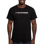Boobies Men's Fitted T-Shirt (dark)