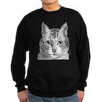 Cat Totem Sweatshirt (dark)