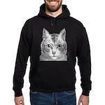 Cat Totem Hoodie (dark)