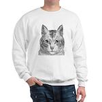 Cat Totem Sweatshirt