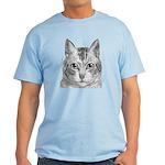 Cat Totem Light T-Shirt