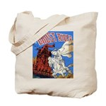 Ride Ghostly Rider Tote Bag