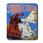 Ride Ghostly Rider Mousepad