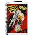 Ghostly Rider Returns Journal