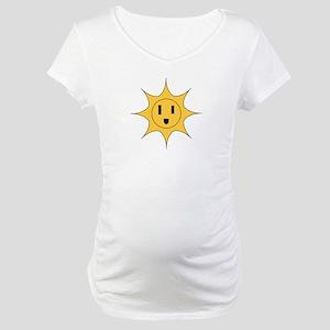 Li'l Sonny Powers Maternity T-Shirt