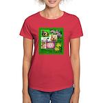 Sacred Healing 7 Women's Dark T-Shirt