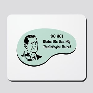 Radiologist Voice Mousepad