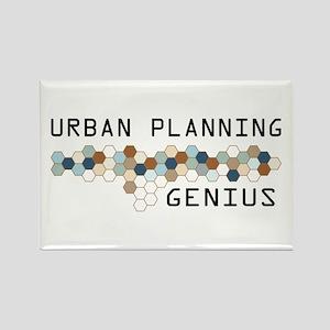 Urban Planning Genius Rectangle Magnet