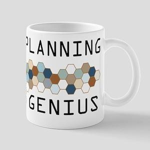 Urban Planning Genius Mug