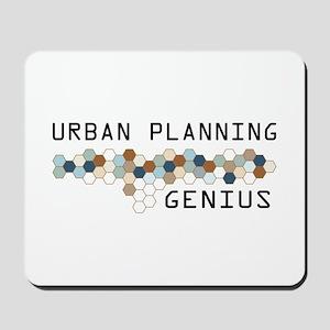 Urban Planning Genius Mousepad
