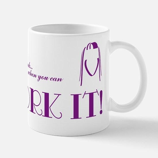Work it! Mug