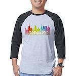 Hill City Pride Mens Baseball Tee