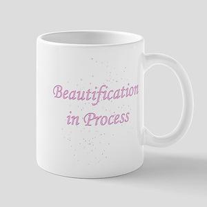 Beautification in Process Mug