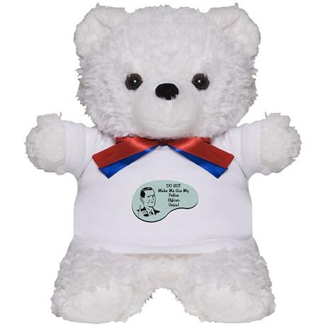 Police Officer Voice Teddy Bear