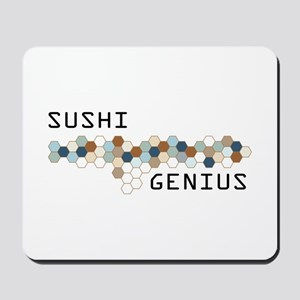 Sushi Genius Mousepad