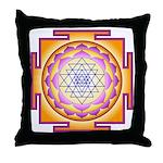 Sacred Healing 7 Throw Pillow
