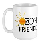 Ozone Friendly Large Mug