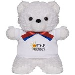 Ozone Friendly Teddy Bear