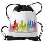 Hill City Pride Drawstring Bag