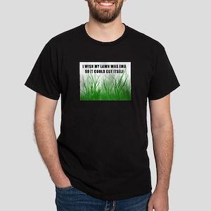 Emo Lawn Shirts Dark T-Shirt