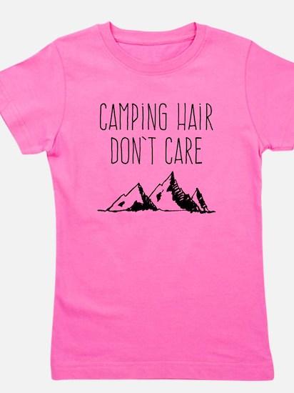 Camping Hair Don't Care camping, camp, camping hai