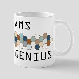 Sonograms Genius Mug