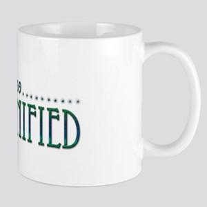 Cancer is so Undignified Mug