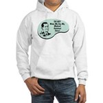 Medical Assistant Voice Hooded Sweatshirt