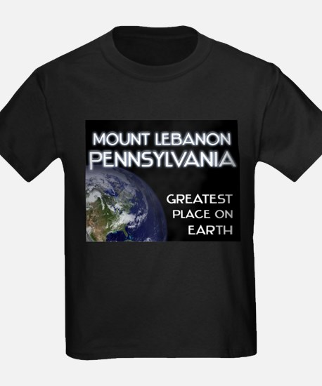 mount lebanon pennsylvania - greatest place on ear