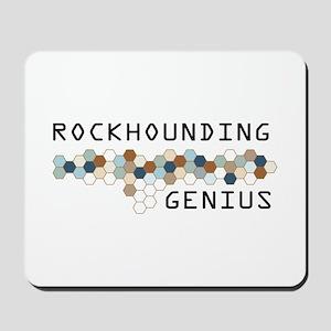 Rockhounding Genius Mousepad
