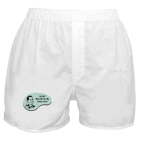 Knitter Voice Boxer Shorts