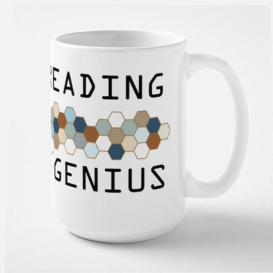 Proofreading Genius Large Mug