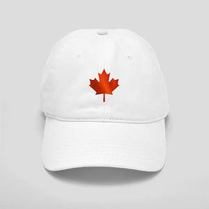 Canadian Maple Leaf Cap