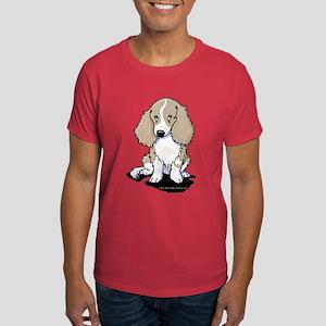 Isabella Piebald LH Doxie Dark T-Shirt