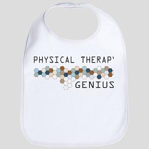 Physical Therapy Genius Bib