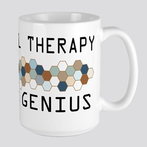 Physical Therapy Genius Large Mug