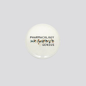 Pharmacology Genius Mini Button