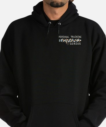 Personal Training Genius Hoodie (dark)