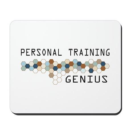 Personal Training Genius Mousepad