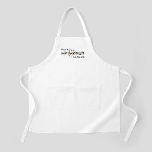 Payroll Genius BBQ Apron