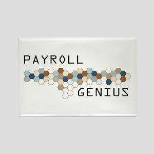 Payroll Genius Rectangle Magnet