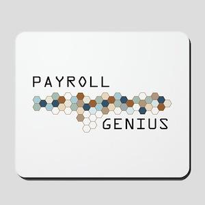 Payroll Genius Mousepad