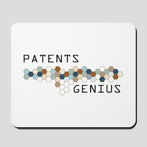 Patents Genius Mousepad