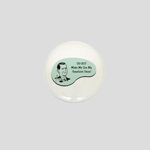 Geneticist Voice Mini Button