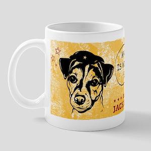 Jack Russell Terrier Spiritual Leader Mug