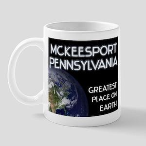 mckeesport pennsylvania - greatest place on earth