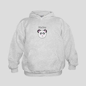Hailey - Panda Kids Hoodie